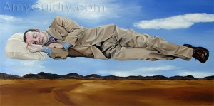 """""""Complacent"""" by Amy Guidry"""