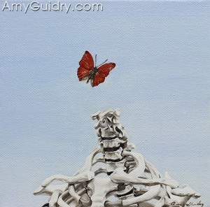"""""""Fragility"""" by Amy Guidry; (c) Amy Guidry 2010"""