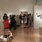 Installation view of the Main Gallery, Acadiana Center for the Arts