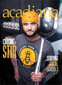 Acadiana Profile Magazine- Oct/Nov issue
