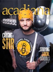 Acadiana Profile Magazine- Oct/Nov issue