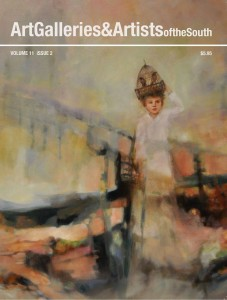 Art Galleries & Artists of the South Magazine, Volume 11 Issue 2