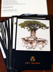 "Postcards featuring ""Sustain"" by Amy Guidry"